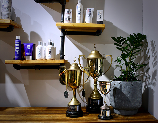 awarded hair salon ballina